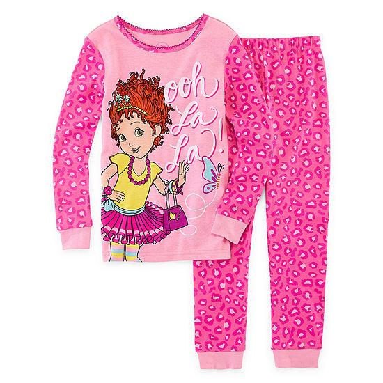 Disney 2-pc. Fancy Nancy Pajama Set Girls