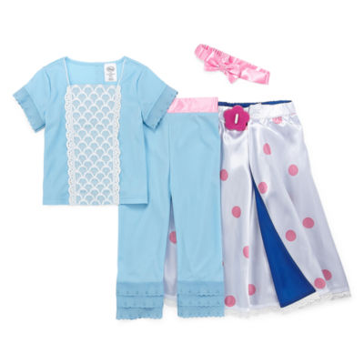 Disney Bo Peep 4-pc. Toy Story Dress Up Costume Girls
