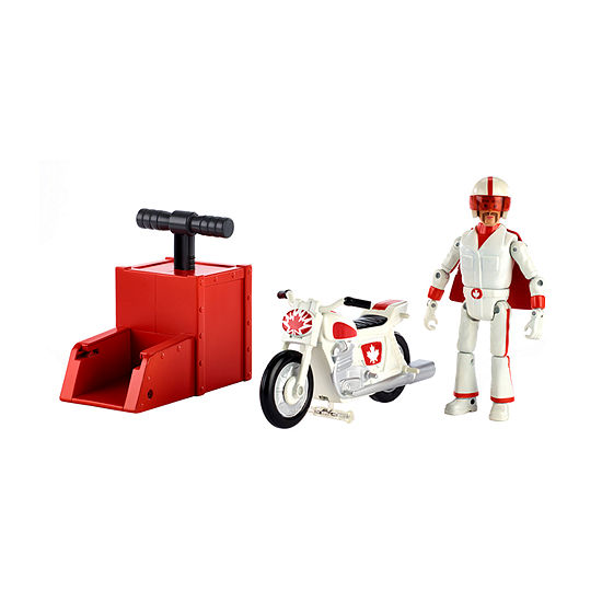 Disney Collection Disney Pixar Toy Story Stunt Racer Duke Caboom