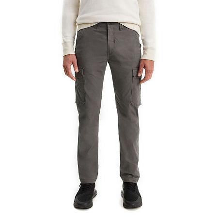 Levi's Mens 502 Tapered Regular Fit Jean, 36 32, Gray