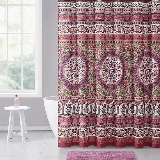 VCNY Mekins Shower Curtain Set