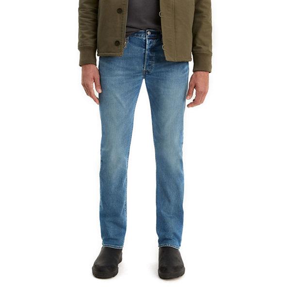 d16196d2f21 Levi's® 501™ Original Fit Stretch Jeans