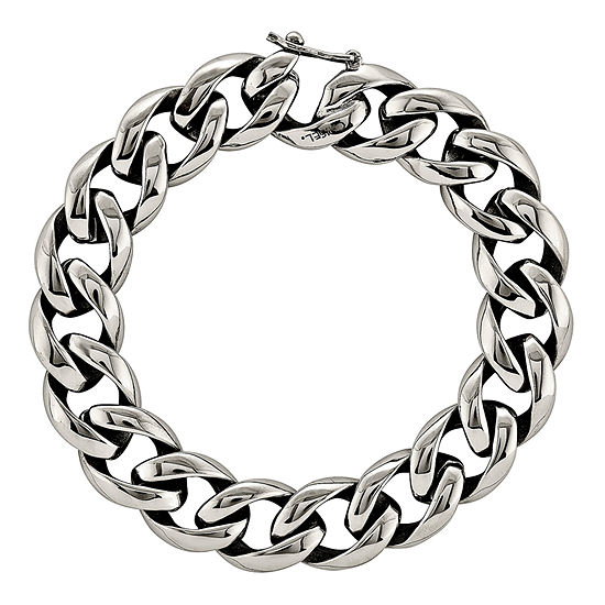 Stainless Steel 825 Inch Chain Bracelet