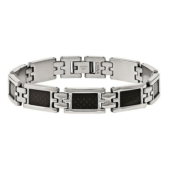 Stainless Steel 9 Inch Chain Bracelet