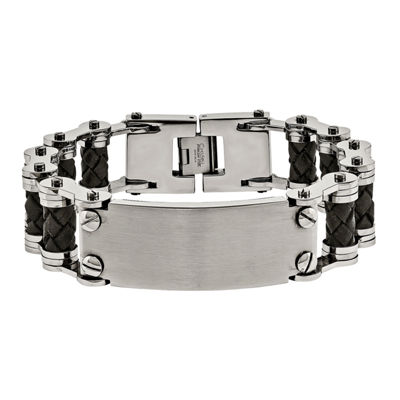 Stainless Steel 9 Inch Chain Bracelet