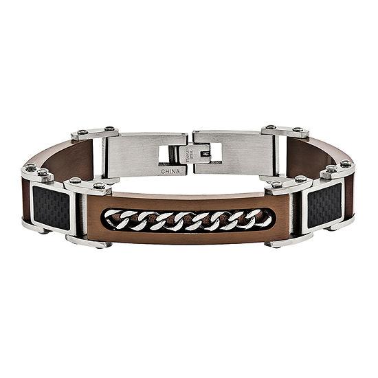 Stainless Steel 8 Inch Chain Bracelet