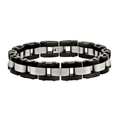 Stainless Steel 8 Inch Chain Bracelet
