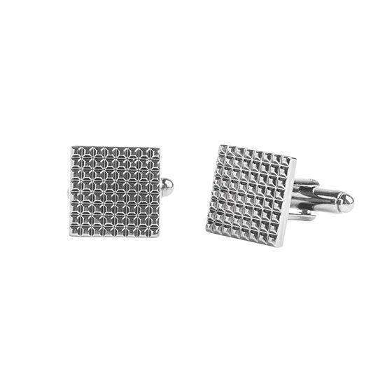 Stafford® Textured Gunmetal Cufflinks