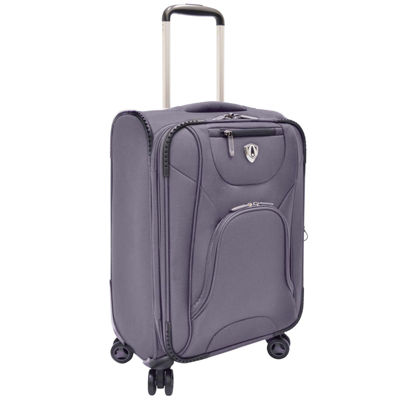 "Traveler's Choice® Cornwall 22"" Spinner Luggage"