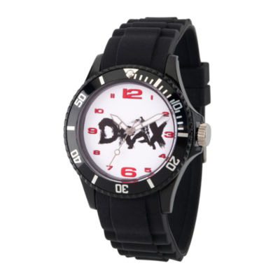 Guardian Of The Galaxy Marvel Mens Black Strap Watch-Wma000105
