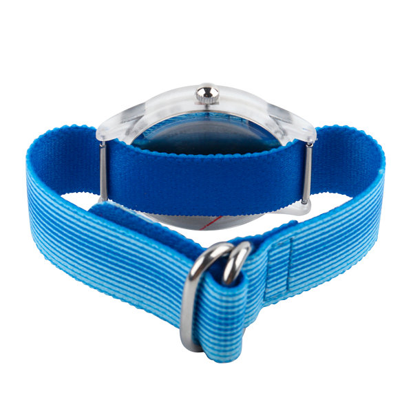 Guardian Of The Galaxy Marvel Boys Blue Strap Watch-Wma000126