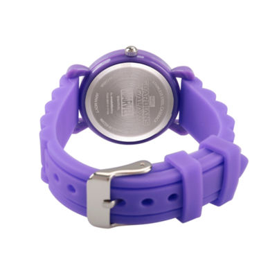 Guardian Of The Galaxy Marvel Girls Purple Strap Watch-Wma000143
