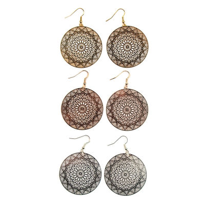Arizona 3 Pair Earring Set