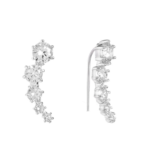 Monet Jewelry The Bridal Collection Ear Climbers