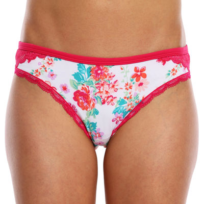 Wallflower 2-pc. Cheeky Panty L74023wfa