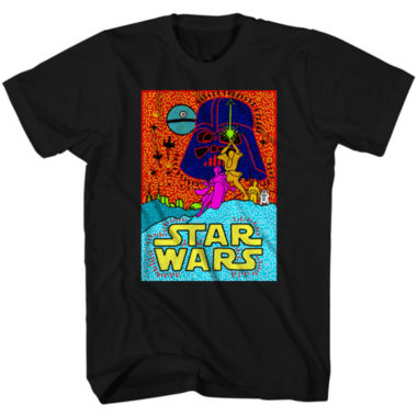 Star Wars The New Trend Graphic Tee