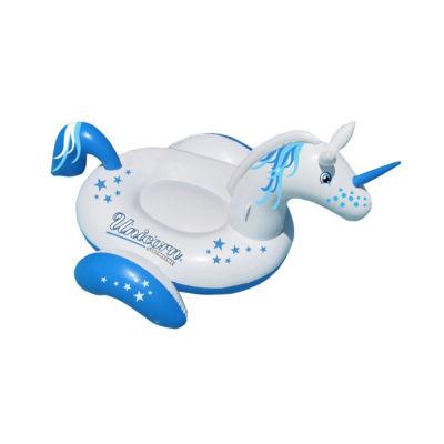 Unicorn Ride On Pool Float