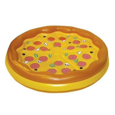 Pizza Island Pool Float