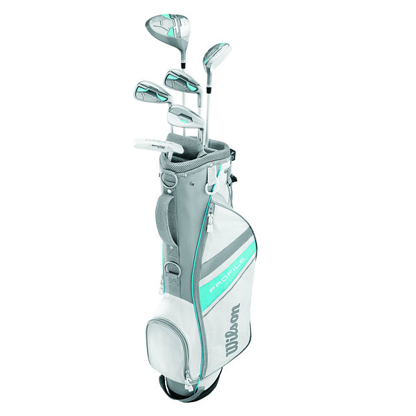 Wilson Profile Junior Golf Club Sets