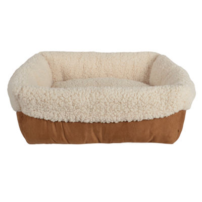 Pet Spaces 17x17x6 Cuff Pet Bed