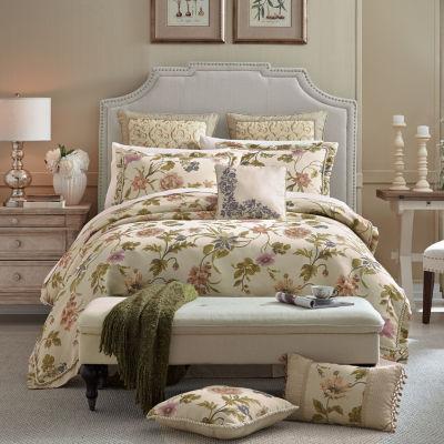 Croscill Classics Daphne 4-pc. Floral Comforter Set