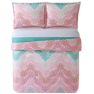 Laura Hart Kids Antique Chevron Comforter Set