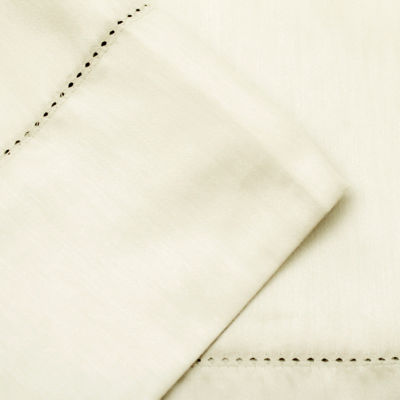 Pacific Coast Textiles 400 Thread Count 3 pc sheetset with single hole hem