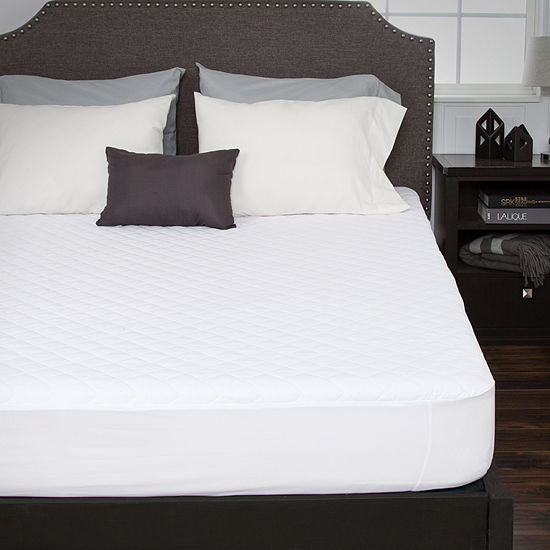 Cambridge Home Waterproof Mattress Pad With Expandable Fitted Skirt