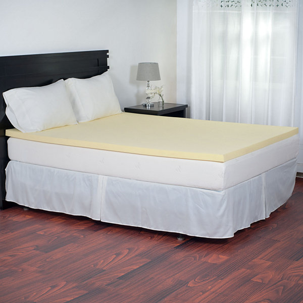 Cambridge Home Memory Foam Mattress Topper