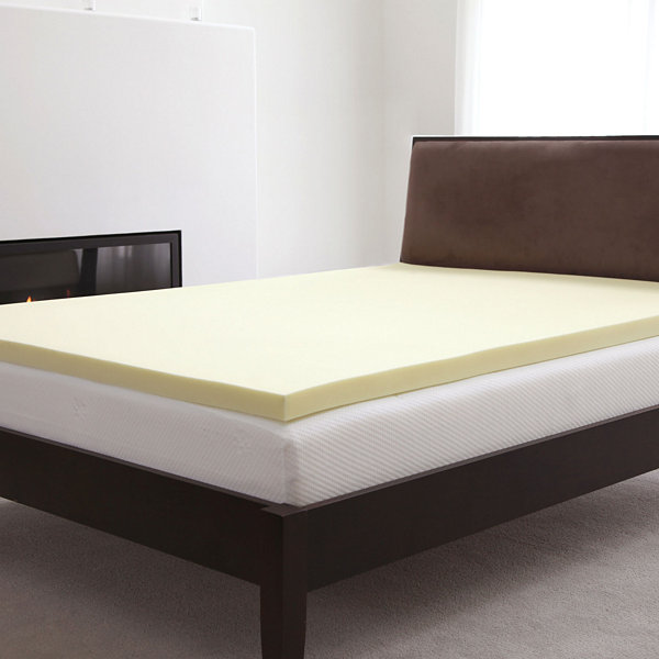 Cambridge Home Memory Foam Mattress Topper Mattress Topper