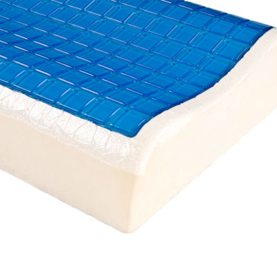Cambridge Home Comfort Gel Memory Foam Pillow Contour Pillow