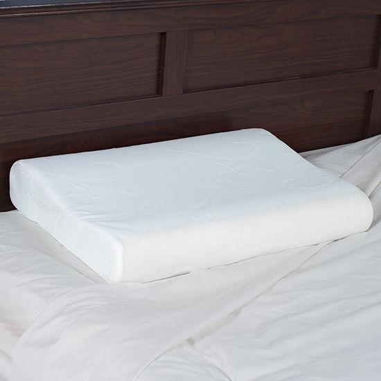Cambridge Home Contour Bedroom Pillow Contour Pillow