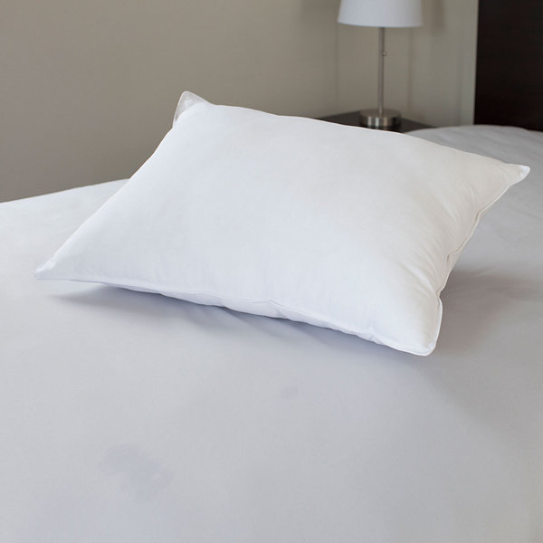 Cambridge Home Cotton Feather Down Pillow Pillow