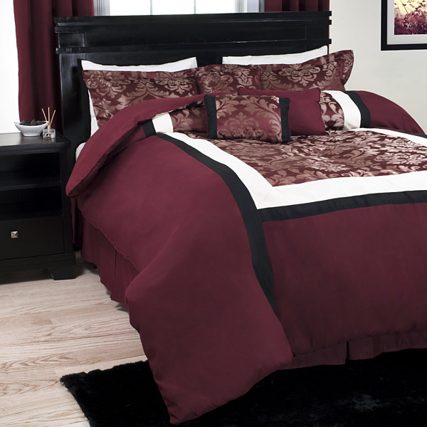 Cambridge Home 7-pc. Comforter Set