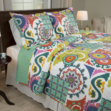 Cambridge Home Quilt Set