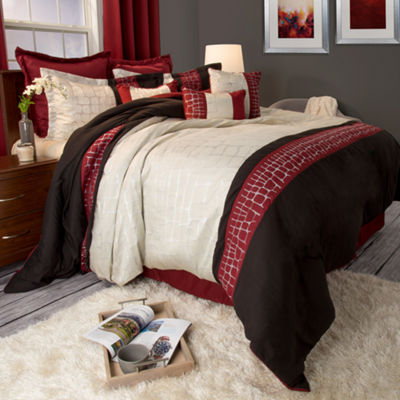 Cambridge Home Comforter Set