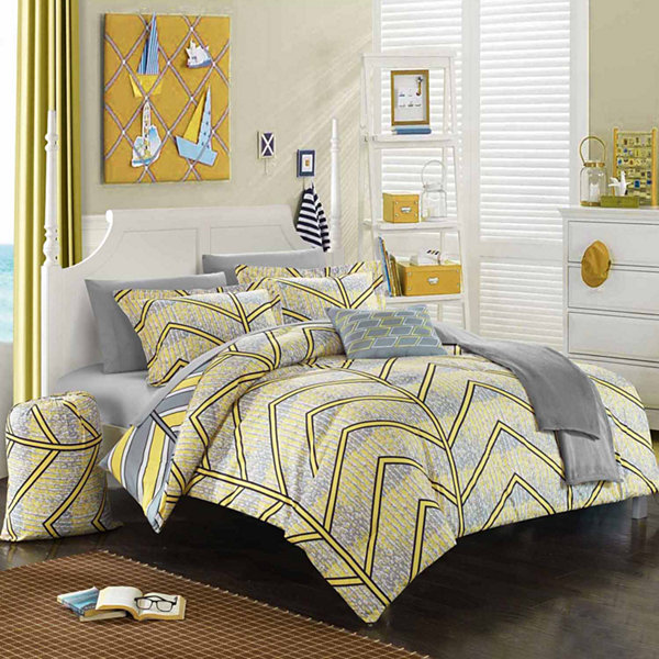 Chic Home Laredo Midweight Reversible Comforter Set