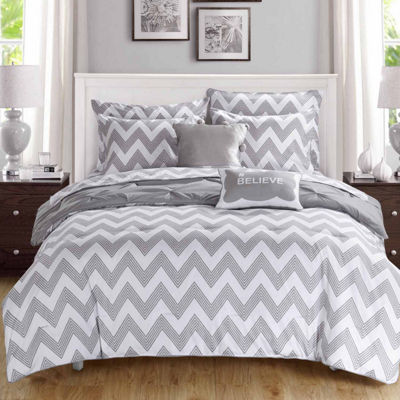 Chic Home Louisville 9-pc. Comforter Set