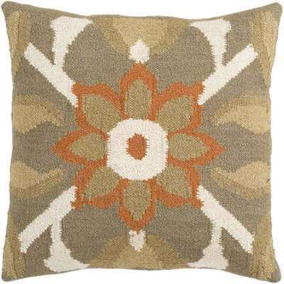 Decor 140 Aisai Square Throw Pillow