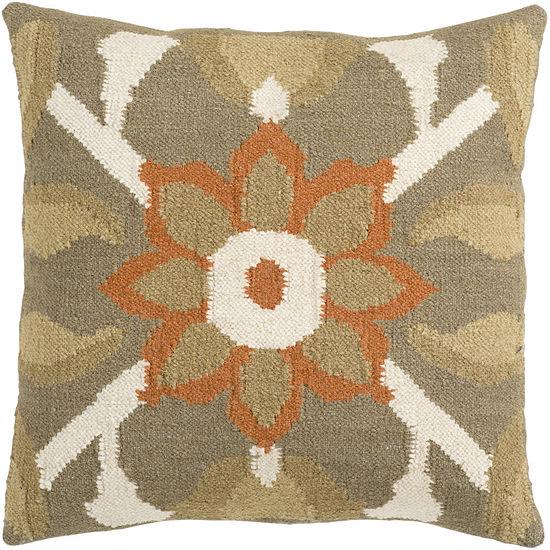 Decor 140 Aisai Square Throw Pillow