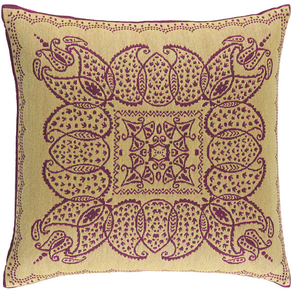 Decor 140 Blackwell Square Throw Pillow