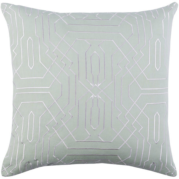 Decor 140 Hermance Square Throw Pillow