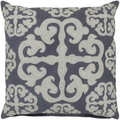 Decor 140 Hira Square Throw Pillow