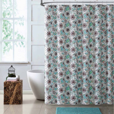 Home Expressions Tiffany Shower Curtain Set