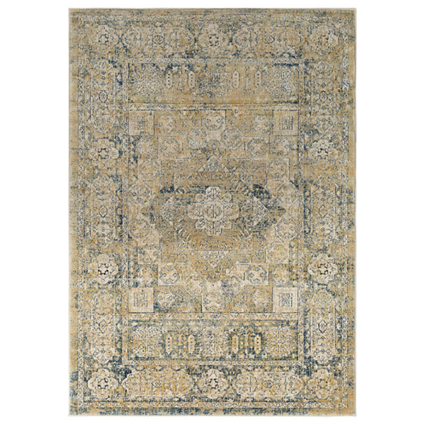 Decor 140 abie rectangular rugs jcpenney for Decor 140 rugs