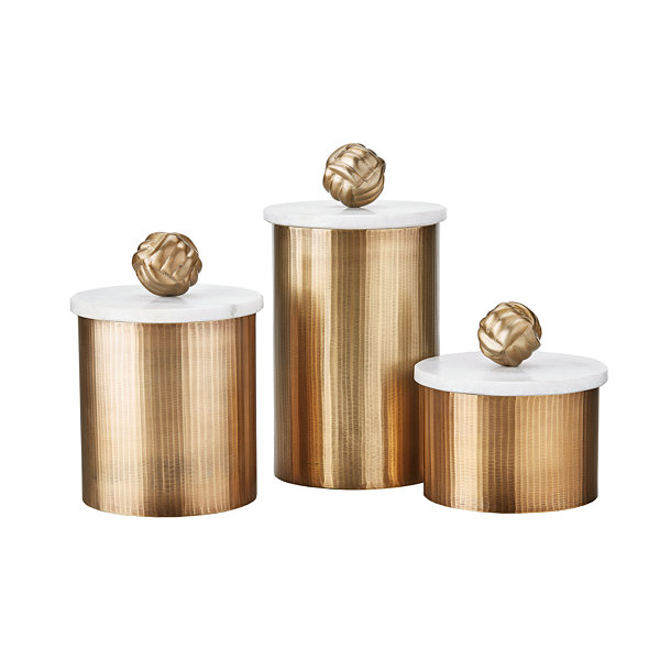 Madison Park Kayden Decorative Jars