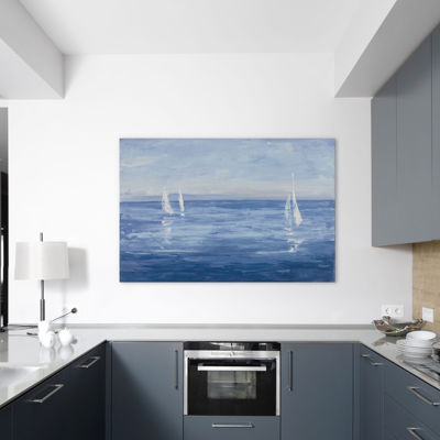 Icanvas Open Sail Canvas Art