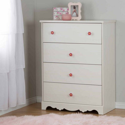 Lily Rose 4-Drawer Chest