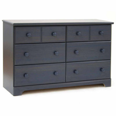 Summer Breeze 6-Drawer Dresser