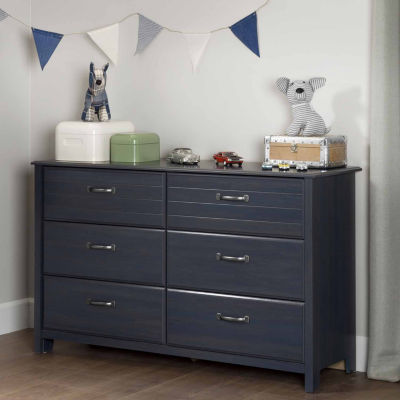 Ullysses 6-Drawer Dresser